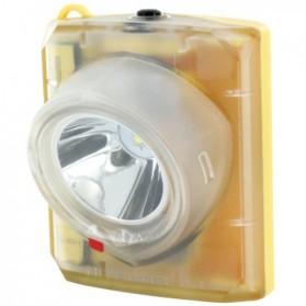 NITECORE EH1S Headlamp Senter LED CREE XP-G2 S3 260 Lumens - Yellow - 2