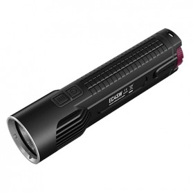 NITECORE EC4SW Senter LED CREE MT-G2 2000 Lumens - Black