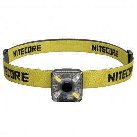 NITECORE NU05 Kit Lightweight Headlamp 35 Lumens - Black