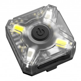 NITECORE NU05 Kit Lightweight Headlamp 35 Lumens - Black - 2