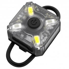 NITECORE NU05 Kit Lightweight Headlamp 35 Lumens - Black - 3