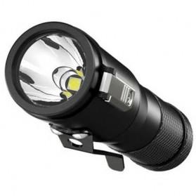 NITECORE Concept 1 Senter LED CREE XHP35 1800 Lumens - Black - 4