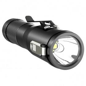 NITECORE Concept 1 Senter LED CREE XHP35 1800 Lumens - Black - 5