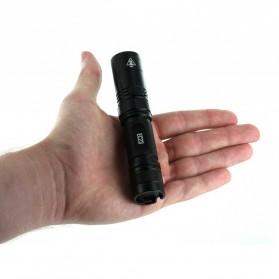 Nitecore EC23 Senter LED CREE XHP35 HD E2 1800 Lumens - Black - 5