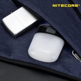 NITECORE USB Rechargeable Pocket Camping Lantern - LR10 - Black - 4