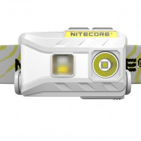 NITECORE NU25 Headlamp CREE XP-G2 S3 360 Lumens - White