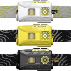 NITECORE NU25 Headlamp CREE XP-G2 S3 360 Lumens - White - 2