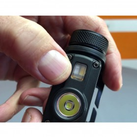 Nitecore HC65 Headlamp Series CREE XM-L2 U2 1000 Lumens - Black - 5
