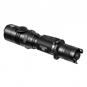 NITECORE P26 Senter LED CREE XP-L HI V3 1000 Lumens - Black