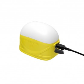 NITECORE Lampu Bi-fuel Pocket Camping Lantern - LA30 - Yellow - 2