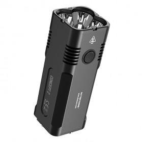 NITECORE Concept 2 Senter LED CREE XHP35 HD 6500 Lumens - Black - 3