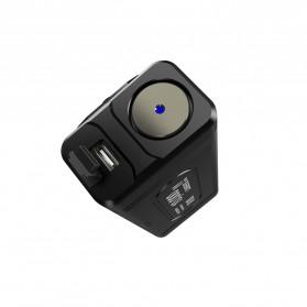 NITECORE TM10K Tiny Monster Senter LED CREE XHP35 HD 10000 Lumens - Black - 3