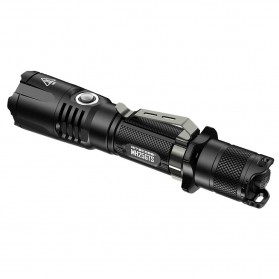 NITECORE MH25GTS Senter LED CREE XHP35 HD 1800 LUMENS - Black - 2