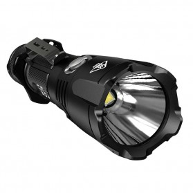 NITECORE MH25GTS Senter LED CREE XHP35 HD 1800 LUMENS - Black - 3