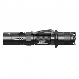 NITECORE P12GTS Senter LED CREE XHP35 HD 1800 LUMENS - Black