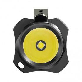 NITECORE P12GTS Senter LED CREE XHP35 HD 1800 LUMENS - Black - 2