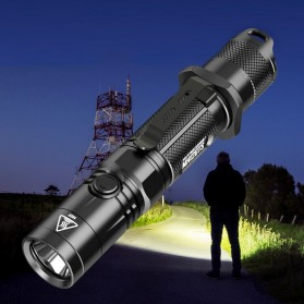 NITECORE MH12GTS Senter LED CREE XHP35 HD 1800 LUMENS - Black - 2