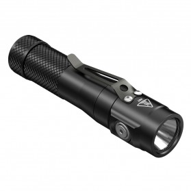 NITECORE EC30 Senter LED Cree XHP35 HD 1800 Lumens - Black - 3