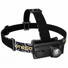 NITECORE HA23 Headlamp Senter Kepala LED CREE XP-G2 S3 250 Lumens - Black - 2