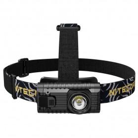 NITECORE HA23 Headlamp Senter Kepala LED CREE XP-G2 S3 250 Lumens - Black - 3