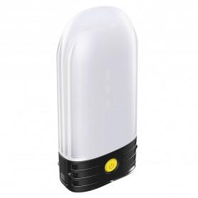 NITECORE Lampu LED Pocket Camping Lantern 250 Lumens with Power Bank + Battery Charger - LR50 - Black - 2