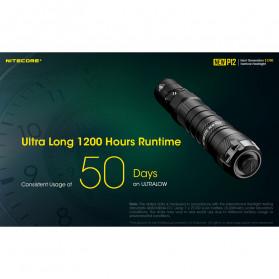 NITECORE New P12 Senter LED CREE XP-L HD V6 1200 Lumens - Black - 5