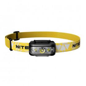 NITECORE NU17 Headlamp Chargerable CREE XP-G2 S3 130 Lumens - Black - 2