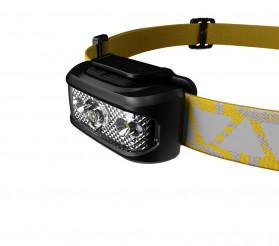 NITECORE NU17 Headlamp Chargerable CREE XP-G2 S3 130 Lumens - Black - 3