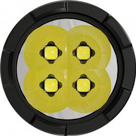 NITECORE i4000R Senter LED CREE XP-L2 V6 4400 Lumens - Black - 2