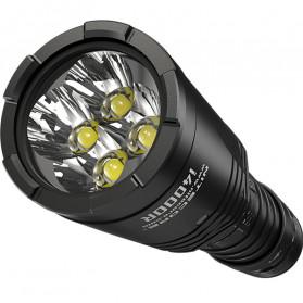 NITECORE i4000R Senter LED CREE XP-L2 V6 4400 Lumens - Black - 5
