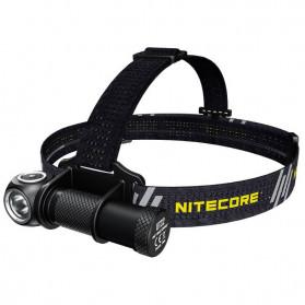 NITECORE UT32 Headlamp Senter Kepala LED Dual Output CREE XH-L2 V6 1100 Lumens - Black