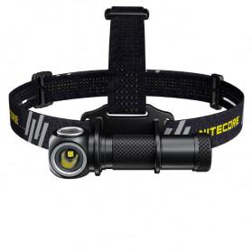 NITECORE UT32 Headlamp Senter Kepala LED Dual Output CREE XH-L2 V6 1100 Lumens - Black - 2