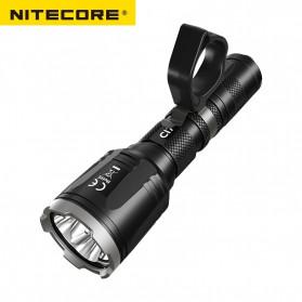NITECORE CI7 Senter LED Tactical Flashlight With Infrared CREE XP-G3 S3 LED 2500 White Lumens - Black - 4