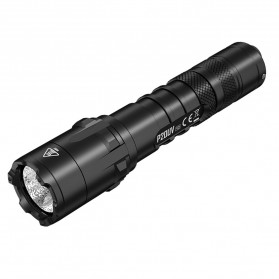 NITECORE P20UV V2 Senter White+UV LED CREE XP-L2 V6 1000 Lumens - Black