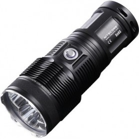 NITECORE TM15 Senter LED CREE XM-L2 2650 Lumens - Black - 1