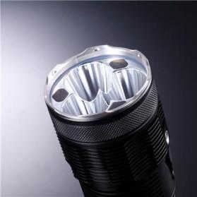 NITECORE TM15 Senter LED CREE XM-L2 2650 Lumens - Black - 3