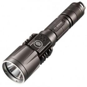 NITECORE P25 Senter LED CREE XM-L U2 860 Lumens - Black