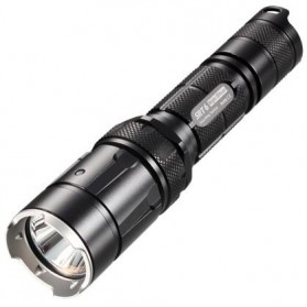 NITECORE SRT6 Senter LED CREE XM-L (XM-L2 T6) 930 Lumens - Black