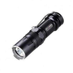 NITECORE SRT3 Senter LED CREE XM-L (XM-L2 T6) 550 Lumens - Black