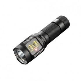 NITECORE EA1 Senter LED CREE XP-G2 (R5) 190 Lumens - Black