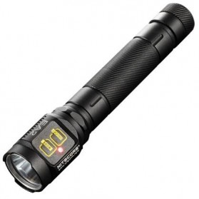 NITECORE EA2 Senter LED CREE XP-G2 (R5) 320 Lumens - Black