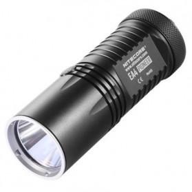 NITECORE EA4 Senter LED CREE XM-L U2 860 Lumens - Black