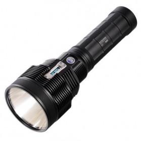 NITECORE TM36 Senter LED Luminus SBT-70 1800 Lumens - Black