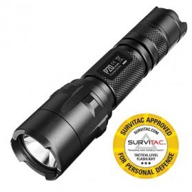 NITECORE P20 Senter LED CREE XM-L2 T6 800 Lumens - Black