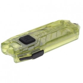 NITECORE Tiny Series Tube 45 Lumens USB Rechargeable Keychain Light - Green