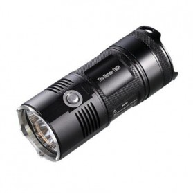 NITECORE TM06 Senter LED CREE XM-L2 U2 3800 Lumens - Black