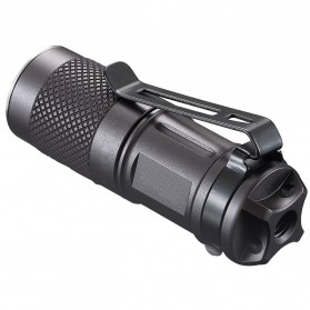 Niteye Jet-I MK Tiny Flashlight Senter LED CREE XP-G2 480 Lumens - Black - 2