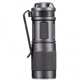 Niteye Jet-I MK Tiny Flashlight Senter LED CREE XP-G2 480 Lumens - Black - 3