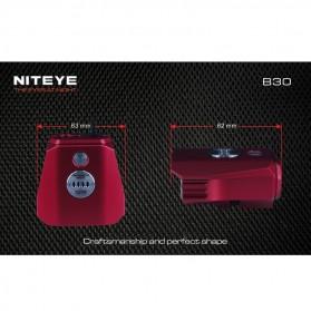 Niteye B30 Lampu Sepeda LED CREE XM-L U2 + XP-G R5 1000 ...