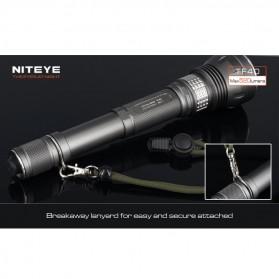 Niteye TF40 Senter LED CREE XM-L U2 520 Lumens - Black - 8